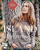 Islandpullover stricken: Skandinavische Top-down-Modelle mit kuschligen Accessoires – Stricken ohne Zusammennähen