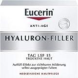 Eucerin Hyaluron-Filler Tagespflege für trockene Haut, 50 ml Creme