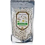 BIO Maca Kapseln 300 Original aus Peru Junin Bombon reines gelbes Maca Wurzel Pulver Superfood Vegan enthält Proteine, Vitamine und Aminosäuren DE-ÖKO-006