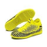 Puma FUTURE 4.4 IT Jr, Unisex-Kinder Fußballschuhe, Gelb (Yellow Alert-Puma Black 03), 38 EU (5 UK)
