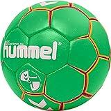 Hummel Unisex Kinder HMLKIDS-Handball, Grün/Gelb, 1