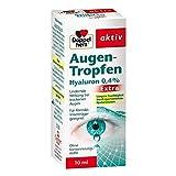 DOPPELHERZ Augen-Tropfen Hyaluron 0,4% Extra 10 ml