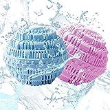Waschkugel -WENTS Laborgeprüft & BPA-frei - Eco Waschkugel mit vier Mineralienarten-Waschmittel/Nachhaltig/Umweltschonend/Antibakteriell Öko Wäscheball- Bis zu 1000 Wäschen