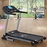 ArtSport Laufband Speedrunner SR1620 elektrisch klappbar | 16 km/h Geschwindigkeit | 12 Programme | 120 kg belastbar | Fitness Heimtrainer Jogging