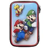 Offizielle Nintendo New 3DS und 2DS XL / 3DS XL – Tasche/Hülle   4 Motive zur Auswahl   Schützt den Nintendo 3DS ; Motiv: Mario und Luigi