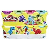 Hasbro Play-Doh C3899EU4 Play-Doh Knete, 8er Pack