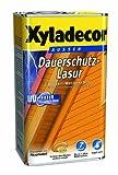 Xyladecor Dauerschutz-Lasur Palisander 4 Liter