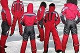 Moderei Auswahl an Schneeanzug | Schneeoverall Skianzug | Skioverall Snowboard Unisex | Jungen | Mädchen | Herren | Damen Schneeanzug (Rot,146-170) (152)