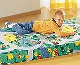 Bierbaum Spiele-Spannbettlaken Renforcé Baumwolldruck Größe 60x120 cm - 70x140 cm