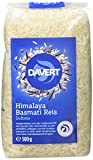 Davert Himalaya Basmati Reis weiß, 4er Pack (4 x 500 g) - Bio