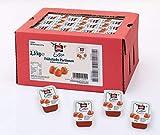 Schwartau Extra Erdbeere Konfitüre Portionsschalen, 100er Pack (100 x 25 g)