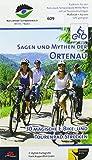 Radkarte Sagen und Mythen der Ortenau: 30 magische E-Bike- und Tourenrad-Strecken, Maßstab 1:65000