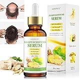Haarwachstum Serum Beschleunigen 60ml, Anti Haarausfall für Frau und Männer, Haarserum für Schnelles Haarwachstum, Haarwuchsmittel für Nachwachen und Verdickung Haar, Wirkung in 4 Wochen