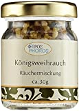 KÖNIGSWEIHRAUCH Räucher-Mischung ca.50ml ca.35g, Marke: Phoros