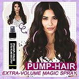 NNGT 100ml Professional Hair Fluffy Spray, Haarstyling-Spray erhöht das Haarvolumen Friseursalon-Haarspray-Styling-Tool