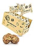 KoRo - Bio Energy Ball Salty Peanut 15 x 30 g - Vegane und glutenfreie Energiebällchen aus Datteln gefüllt mit Erdnussbutter