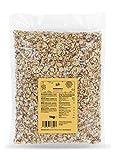 KoRo - Erdmandeln gehobelt 1 kg - Aus ungerösteten und geschälten Erdmandeln ohne Zusätze und von Natur aus allergenfrei und glutenfrei