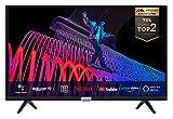 iFFALCON (by TCL) 32F510 Fernseher 32 Zoll (80 cm) Smart TV (HDR, Triple Tuner, Android TV, inklusive Sprachfernbedienung, Prime Video, Google Assistant und Alexa) [Energieklasse A+]
