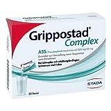 Grippostad Complex ASS/Pseudoephedrin 500 mg/30 mg, 20 St