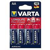 varta 4706 Max Power Batterie, AA, 4er pack