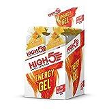 High5 Energy Gel Juicy Orange (Box of 20), 1er Pack (1 x 760 g)