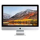 Apple iMac 27', Intel Quad-Core i7 mit bis zu 3,8 GHz Turbo, 1 TB HDD, 8 GB RAM, 1440p, All-in-One, ohne Maus & Tastatur, Power-House Modell (Generalüberholt)