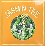 Greeting Pine Jasmin Tee, mit Blüten, 1er Pack (1 x 500 g Packung)