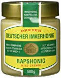 Dreyer Deutscher Rapshonig, 2er Pack (2 x 500 g)