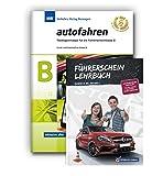 Führerschein Fragebögen , Lehrbuch ,PRÜFUNGS-SET KLASSE B, top aktuell 2020 , super als Geschenk Set !