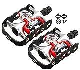 Wellgo WPD 998 Pedale Trekking MTB Klickpedale Pedal Paar Shimano SPD Kompatibel
