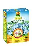 Compo Blaue Hortensien Dünger, Wasserlöslich, Aktivierung des Blaufarbstoffs, 800 g