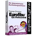 Eurofibu E/A 2020 Professional: Die mandantenfähige Einnahmen-/Ausgabenrechnung für Windows 8 / 10 (Eurofibu / Die österreichische Buchhaltungssoftware)
