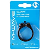 M-Wave CLAMPY Sattelklemme, Schwarz, One Size