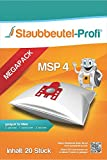 20 Staubsaugerbeutel geeignet für Miele Complete C3 Serie, Miele Classic C1 Serie von Staubbeutel-Profi® kompatibel mit Swirl M40 / M49 & Miele Typ G/N GN HyClean 3D