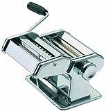 GEFU 28300 Nudelmaschine Pasta PERFETTA DE Luxe mit 3 verschiedenen Aufsätzen - Maschine für die Zubereitung von Pasta