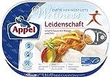 Appel Heringsfilets Wellness Leidenschaft, 10er Pack Konserven, Fisch in scharfer-Sauce