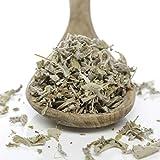 Herbis Natura Salbeiblätter ganz, antibakterielle Heilpflanze, Salbei, lose Blätter für Kräutertee, aus kontrolliert biologischem Anbau, salvia officinalis, 100 g