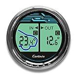 Carlinea 485004 innen/außenthermometer-50/+50° hi-tech, Multi, one Size