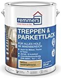 Remmers Aidol Treppen- & Parkettlack - farblos seidenmatt 2,5ltr