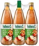 hohes C Apfel naturtrüb - 100% Saft, 6er Pack (6 x 1 l)