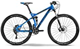 Impact RC Haibike 29' 2014 MTB Fully Hai Bike blau/schwarz/grau (Rahmenhöhe 48)
