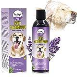 Toulifly Hundeshampoo, Hundeshampoo mit Rückfettern für Glanz & Kämmbarkeit, Natürliche Pflege für Fell & Haut, Pflegeshampoo für Hunde