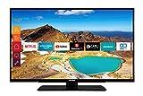 Telefunken XU55G521 140 cm (55 Zoll) Fernseher (4K Ultra HD, Triple Tuner, Smart TV, HDR10, Prime Video)
