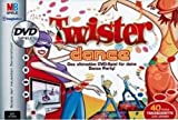 Hasbro 42925100 - MB Twister Dance DVD Spiel