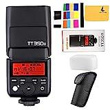 Godox tt350o 2,4G HSS 1/8000s TTL GN36Kamera Speedlite Blitzgerät für Olympus/Panasonic Mirrorless Digital Camera
