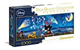 Clementoni 39449 Disney Mickey und Minnie-1000 Teile Puzzle Collection