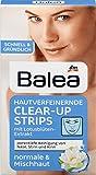 Balea Clear-Up Strips mit Lotusblüten-Extrakt (1 Packung mit 6 Stripes)