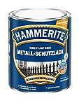 AKZO NOBEL (DIY HAMMERITE) 5087585 Metallschutzlack Hammerite Metall-Schutzlack glänzend 0,250 L, silber, 250ml