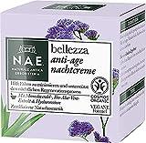 N.A.E. Naturale Antica Erboristeria bellezza Anti-Age Nachtcreme, COSMOS Organic zertifiziert & vegane Formel, 1er Pack (1 x 50 ml)