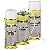 BREHMA 3X Schaum Klimaanlagenreiniger 400ml